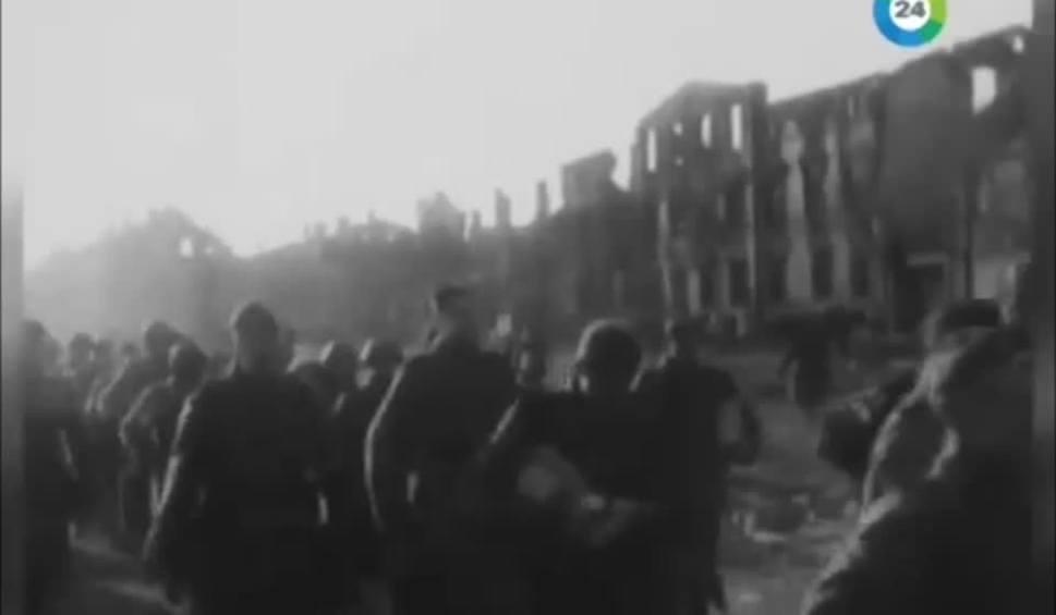 Film do artykułu: Archiwalne wideo. Czy tak zdobywano Miastko w 1945?