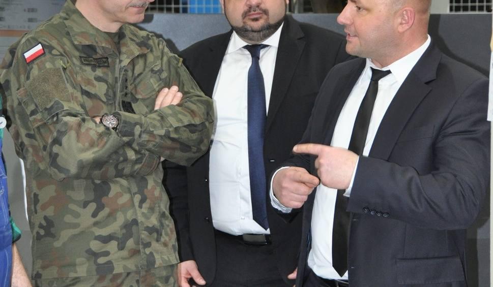 Film do artykułu: Wizyta generała broni Rajmunda Andrzejczaka w Hucie Stalowa Wola
