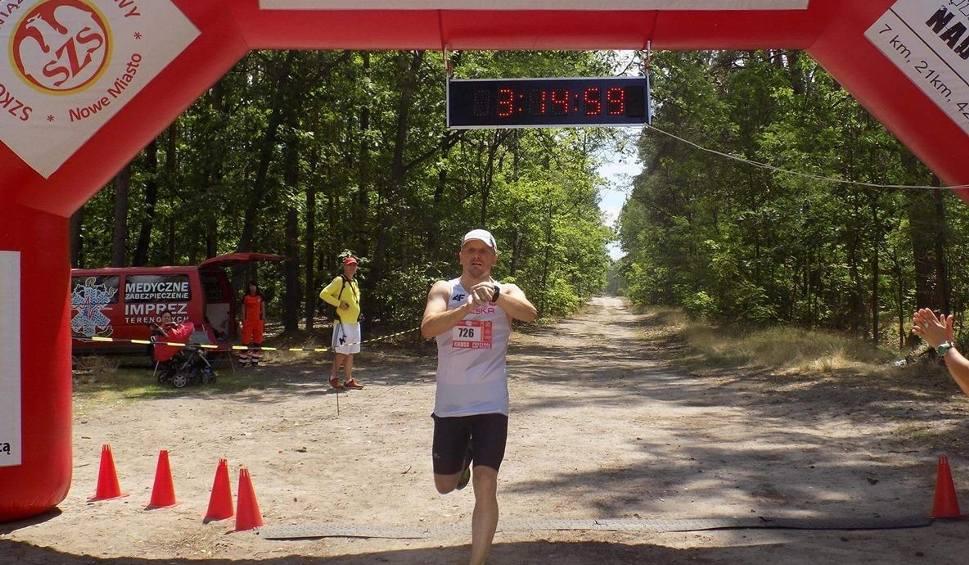 Film do artykułu: Gmina Mirów. Karol Grabda zwyciężył w Maratonie w Nowym Mieście