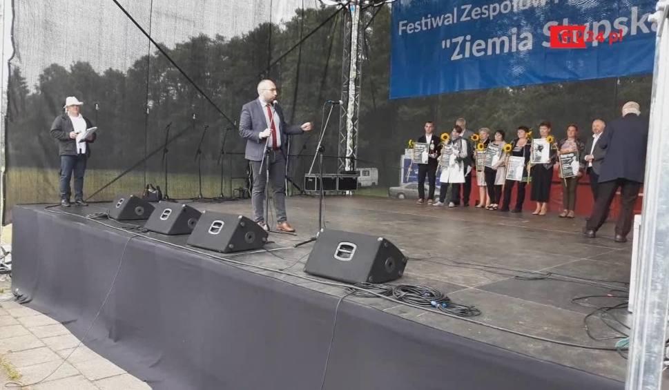 Film do artykułu: Starosta słupski docenił wkład mieszkańców w rozwój kultury