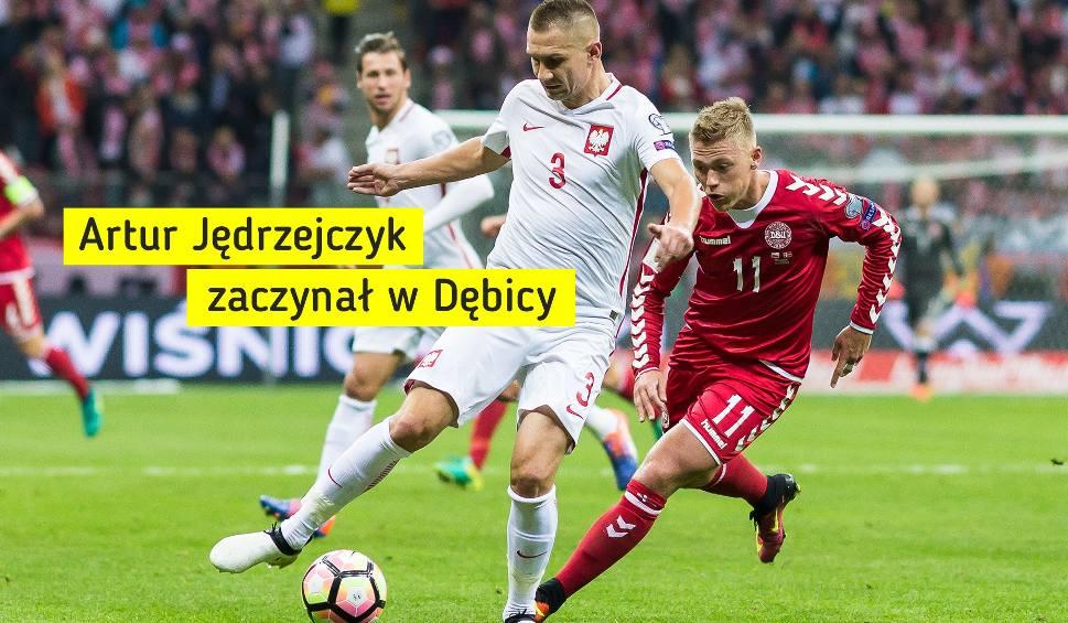 Film do artykułu: Artur Jędrzejczyk zaczynał karierę w Dębicy. Jak wspomina go pierwszy trener z Igloopolu? [WIDEO]
