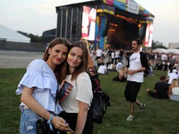 Kraków Live Festival 2018. Oto najpiękniejsze dziewczyny na festiwalu