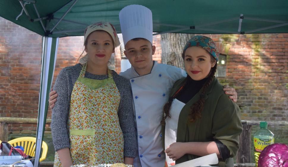 Film do artykułu: Historyczne gotowanie w Bogdańcu [ZDJĘCIA, WIDEO]