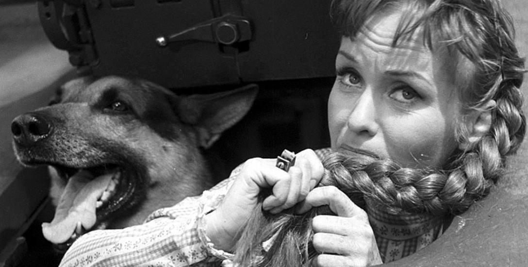 """Niezapomniana Honorata z filmu """"Czterej pancerni i pies"""""""
