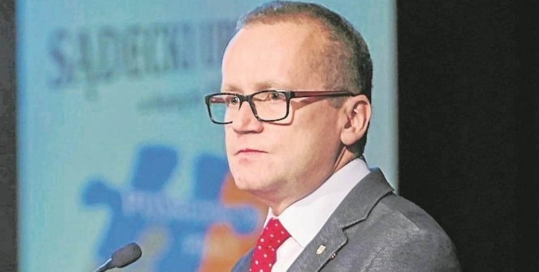 Leszek Langer o liście Emilii Brown do minister pracy i polityki społecznej mówi, że to jej kolejny atak polityczny na niego