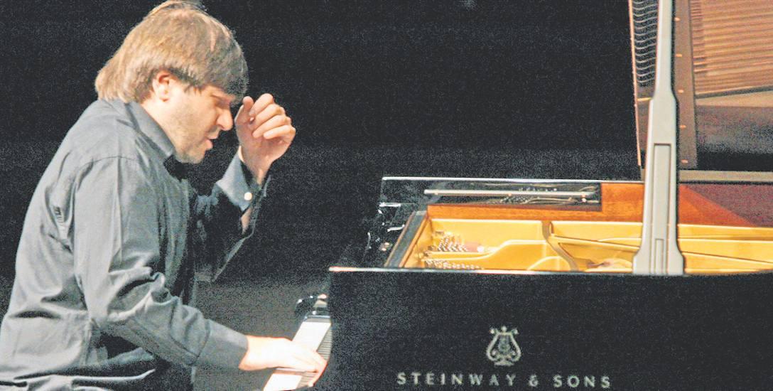 W czasie koncertu finałowego festiwalu w Muzeum Miasta Łodzi wystąpi Alexander Korsantia