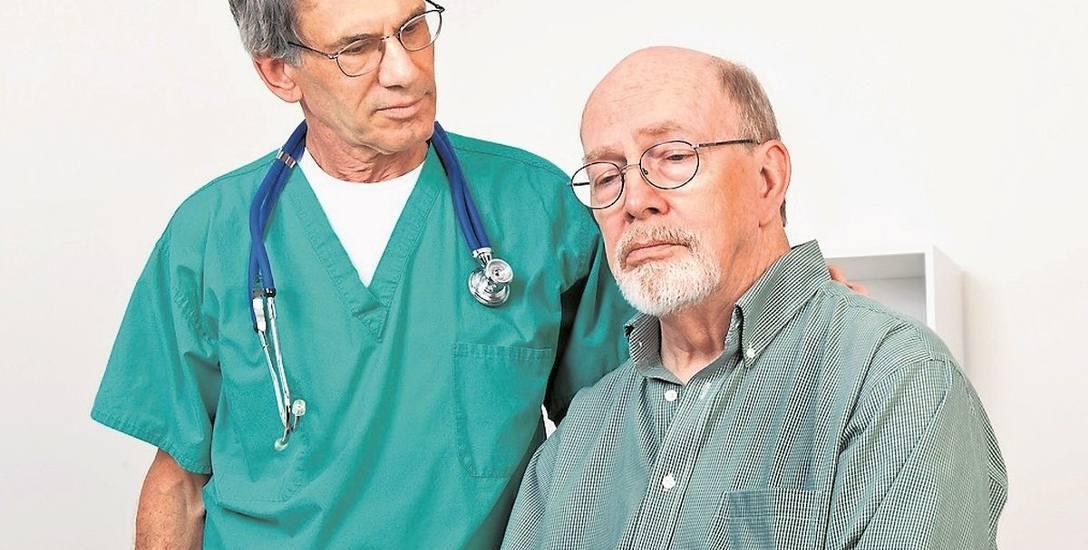 Rak prostaty wcześnie wykryty jest wyleczalny. Diagnoza nie jest wyrokiem śmierci.