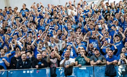 Lech Poznań - Legia Warszawa (4), niedziela 1 października, godz. 18:00