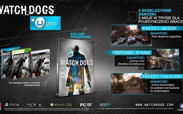 Watch_Dogs: Data premiery i cztery wydania specjalne (wideo)