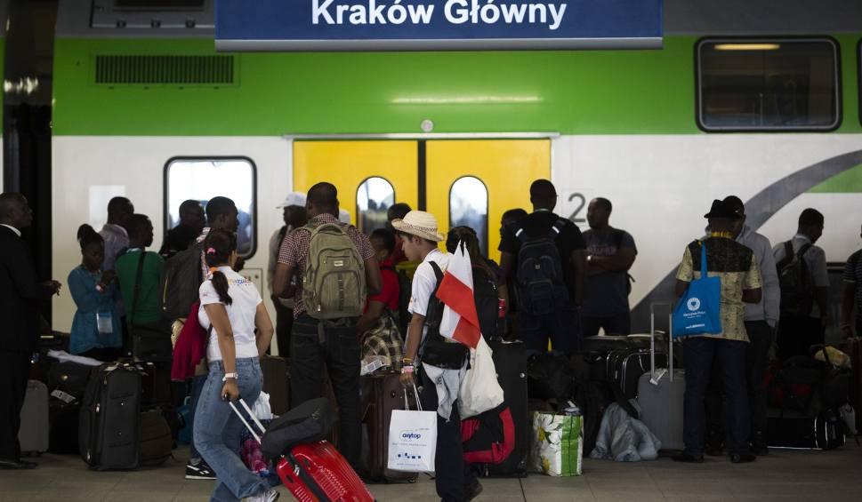 Film do artykułu: ŚDM. Ponad milion pasażerów kolei, największe wyzwanie od 25 lat