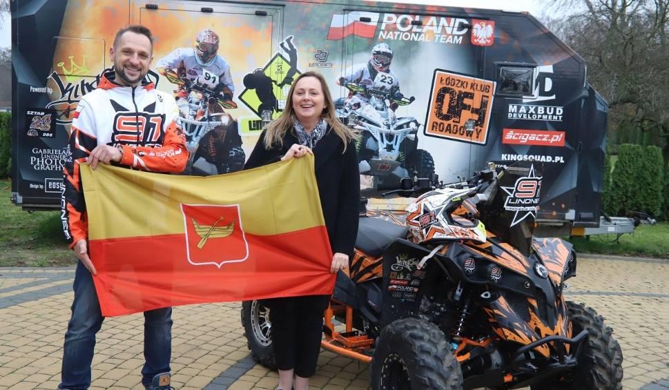 Film do artykułu: Łodzianin wystartuje w Rajdzie Dakar 2020! ZDJĘCIA