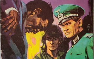 W komiksowej adaptacji Kloss też ma twarz Stanisława Mikulskiego.