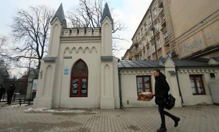 Dawny domek stróża przy Ogrodzie Saskim w Lublinie