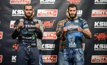 Khalidov znokautował Materlę. Bedorf zachował pas