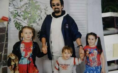 - Dla mnie moje dzieci są całym światem - mówi Jerzy Łukasik.