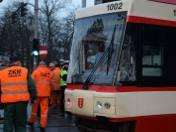 Zdjęcie do artykułu: Tramwaje zderzyły się na gdańskim Hucisku [WIDEO, ZDJĘCIA]