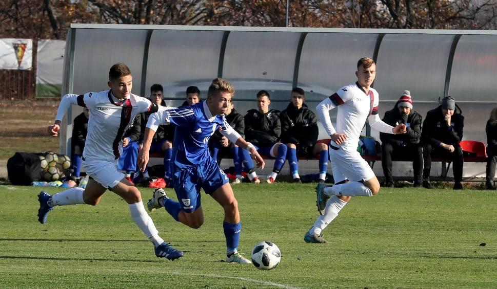 Film do artykułu: Centralna Liga Juniorów: Kamil Kort grał i wygrał, Dawid Kort obserwował