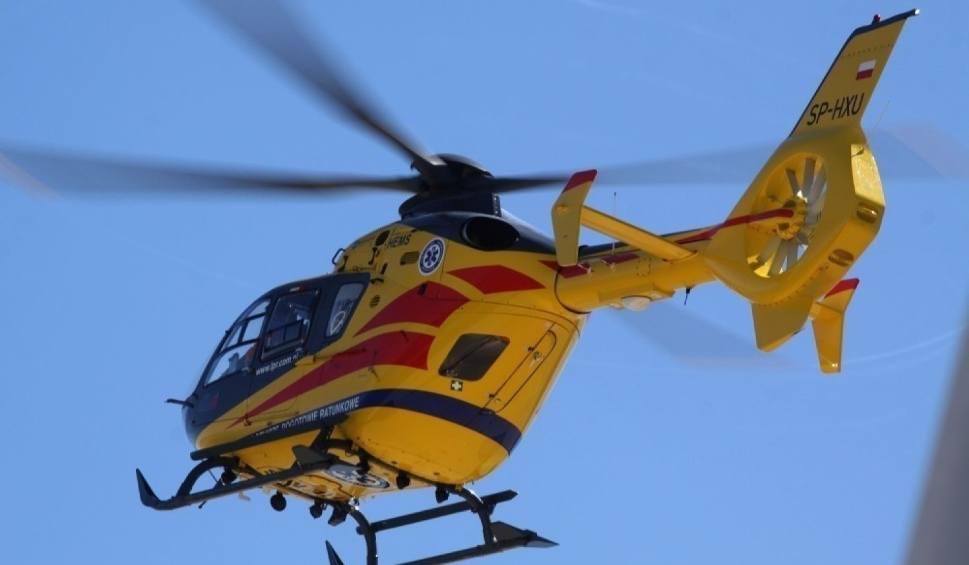 Film do artykułu: Wypadek na Hali Boraczej: Turystka spadła z konia i straciła przytomność. Helikopter LPR w akcji