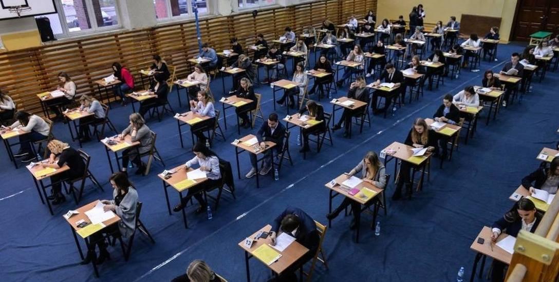 Szkoły na Podkarpaciu klasyfikują. Maturzyści mogą być spokojni o egzaminy