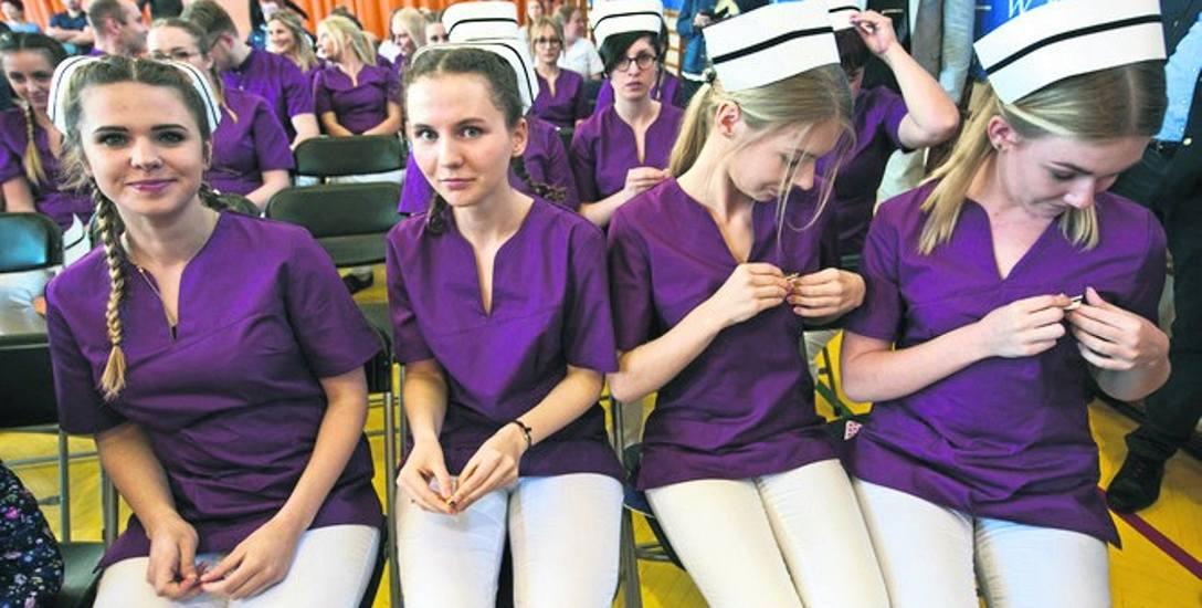 PWSZ w Koszalinie co roku opuszcza około 30 pielęgniarek