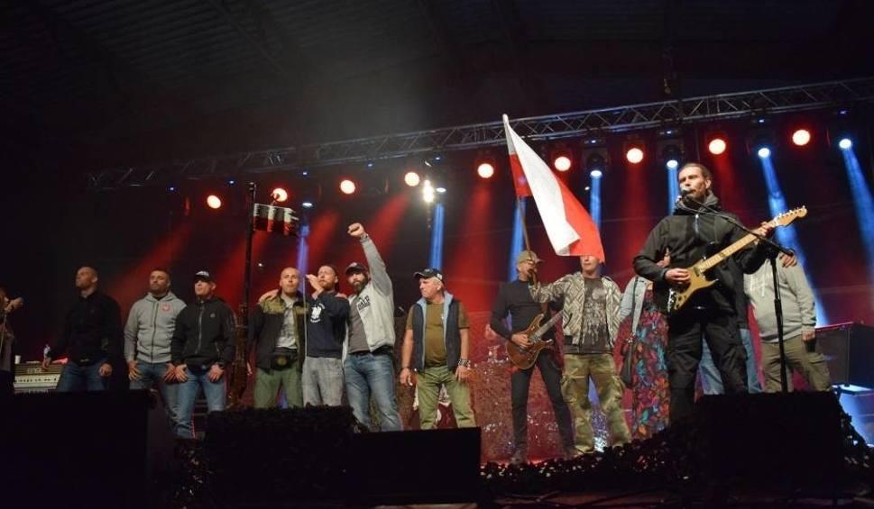 Film do artykułu: W Kraśniku odbył się koncert muzyki patriotycznej. Zobacz zdjęcia i wideo