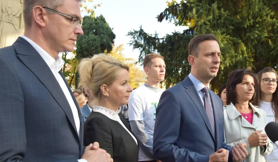 Film do artykułu: Prezes ludowców w Końskich. Władysław Kosiniak - Kamysz wspierał kandydatów Polskiego Stronnictwa Ludowego w wyborach
