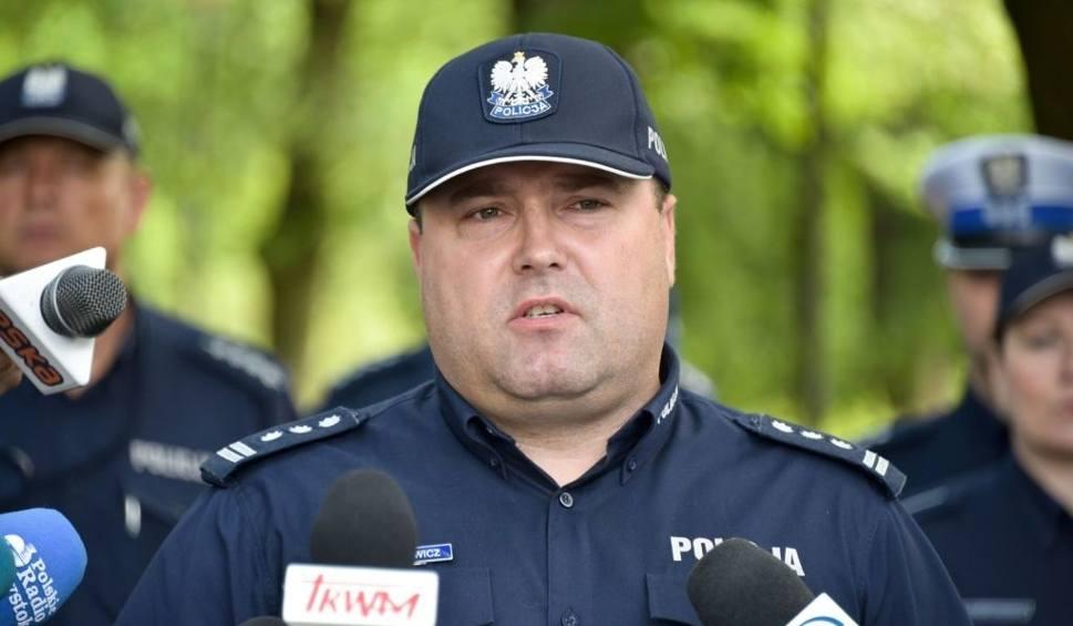 Film do artykułu: Inspektor Daniel Kołnierowicz będzie generałem (zdjęcia, wideo)
