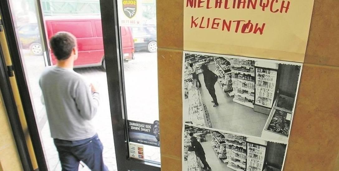 """Teraz """"rejestry"""" złodziei prowadzą na własną rękę sklepy, walczące z plagą kradzieży"""