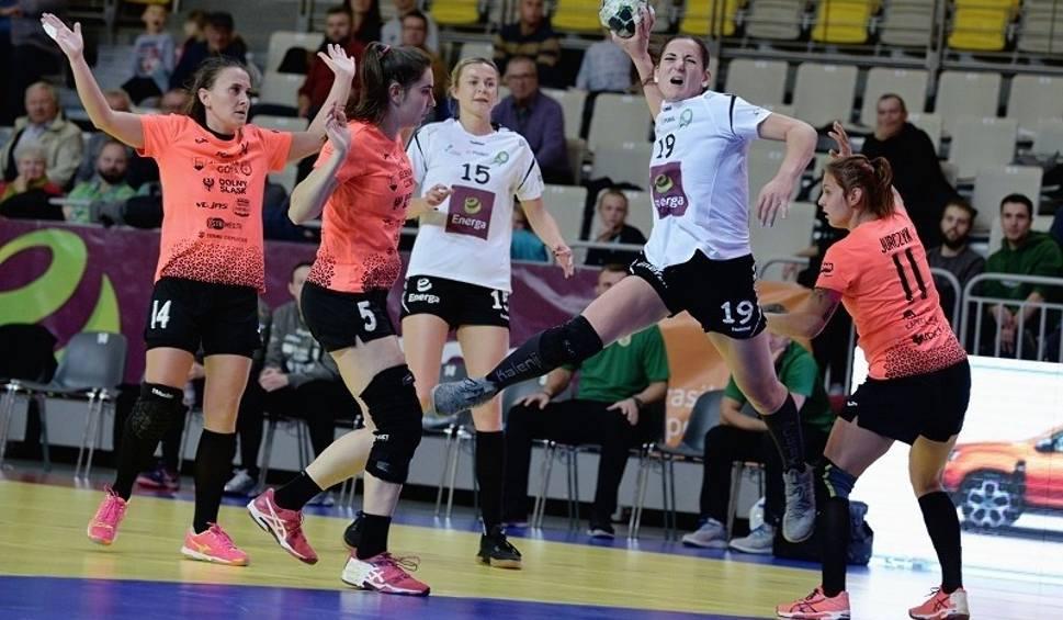 Film do artykułu: Superliga kobiet: Energa AZS Koszalin - KPR Jelenia Góra 29:21 [ZDJĘCIA, WIDEO]