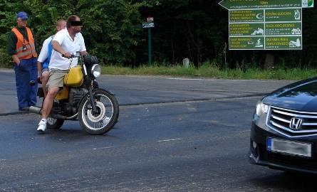 Zdjęcie dnia. Zgadnij, skąd wracają motocykliści?