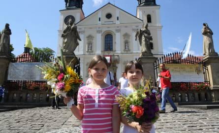 Święto Wniebowzięcia NMP do Kalwarii Zebrzydowskiej, obchodzone też jako Matki Boskiej Zielnej