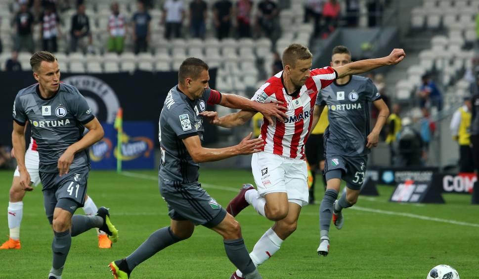 Film do artykułu: Piotr Włodarczyk: Legia na pewno będzie chciała dominować w meczu z Cracovią