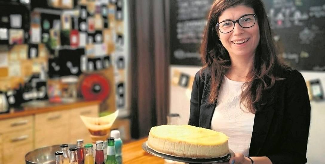 Celestyna Krajczyńska, kulinarna pasjonatka i autorka bloga Cuda Celestyny
