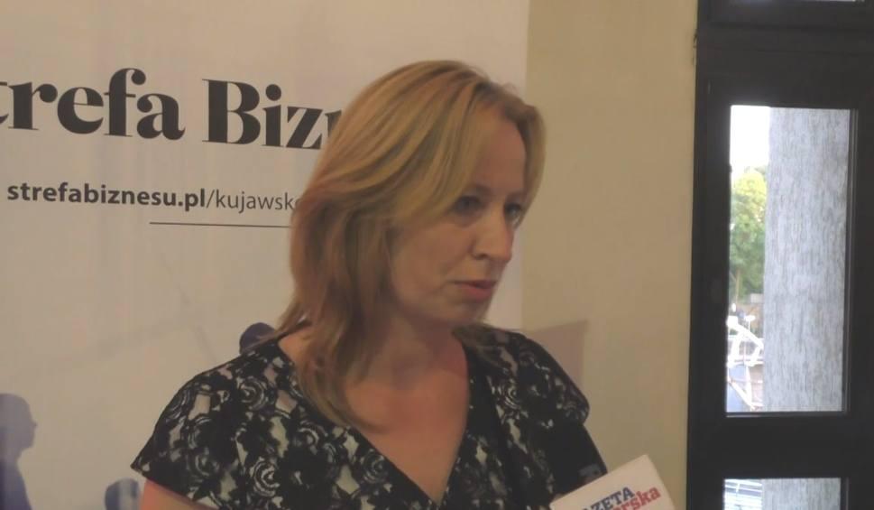 """Film do artykułu: Rozmowa z Dorotą Salik-Zielińską podczas """"Złotej Setki 2017"""" [wideo]"""