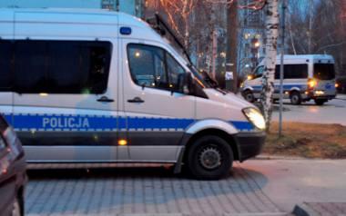 Do tragedii doszło w bloku przy ul. Wojaczka