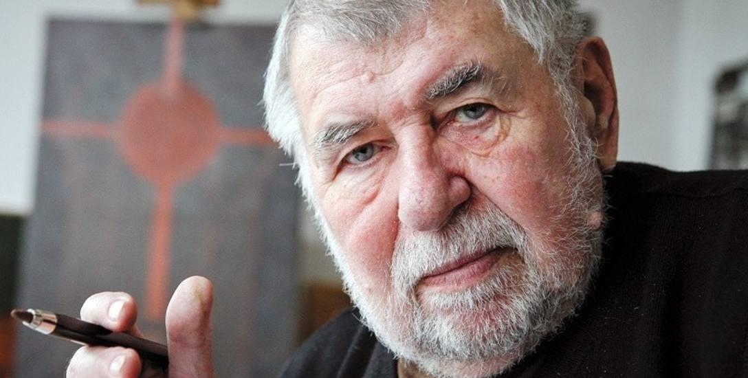Jerzy Lengiewicz w 2011 roku miał wystawę podsumowującą pół wieku pracy artystycznej