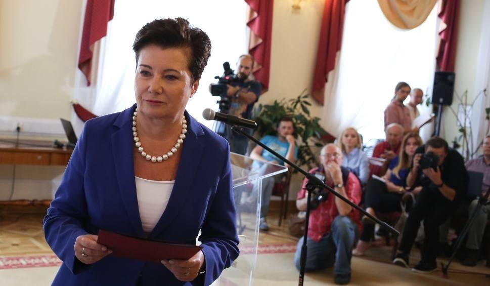 Film do artykułu: Hanna Gronkiewicz-Waltz nie jest już wiceprzewodniczącą Platformy Obywatelskiej. Rada Krajowa PO wybrała zarząd