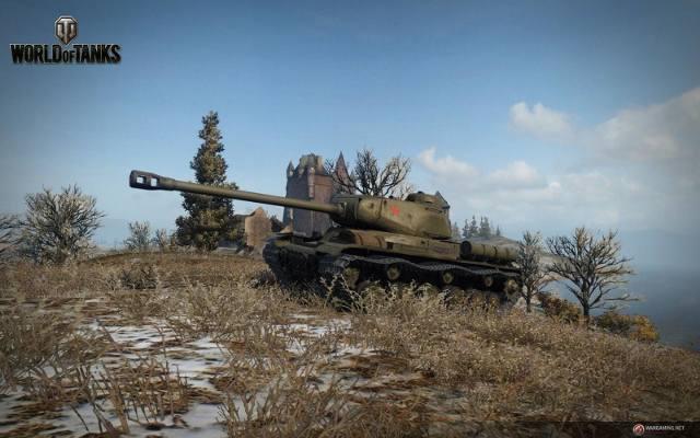 World of Tanks: Walka o Twierdzę [galeria]