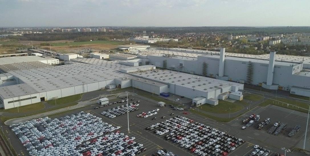 Fabryka Opla w Gliwicach wyprodukuje dostawczaki. Budowa nowych hal i zwiększenie zatrudnienia