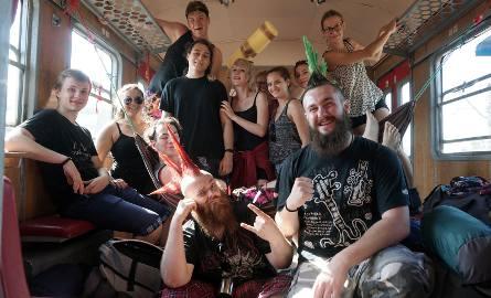 Przewozy Regionalne zdecydowały, że nie zorganizują pociągów specjalnych do Kostrzyna na Pol'and'Rock.