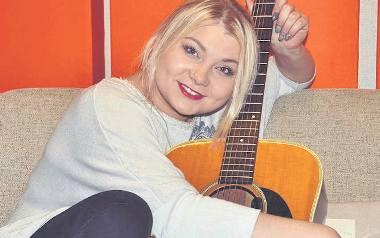 Beata Spychalska nagrała świąteczną piosenkę i przygotowuje się do wydania solowej płyty