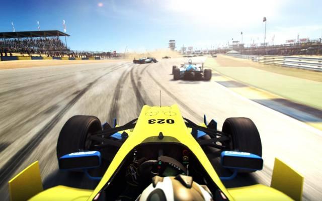 GRID Autosport: Zwiastun, obrazki i pierwsze szczegóły (wideo)