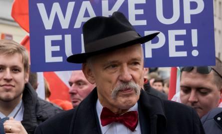 08.10.2016 warszawa v marsz wolnosci i suwerennosci nz janusz korwin mikke adam guz/polska press