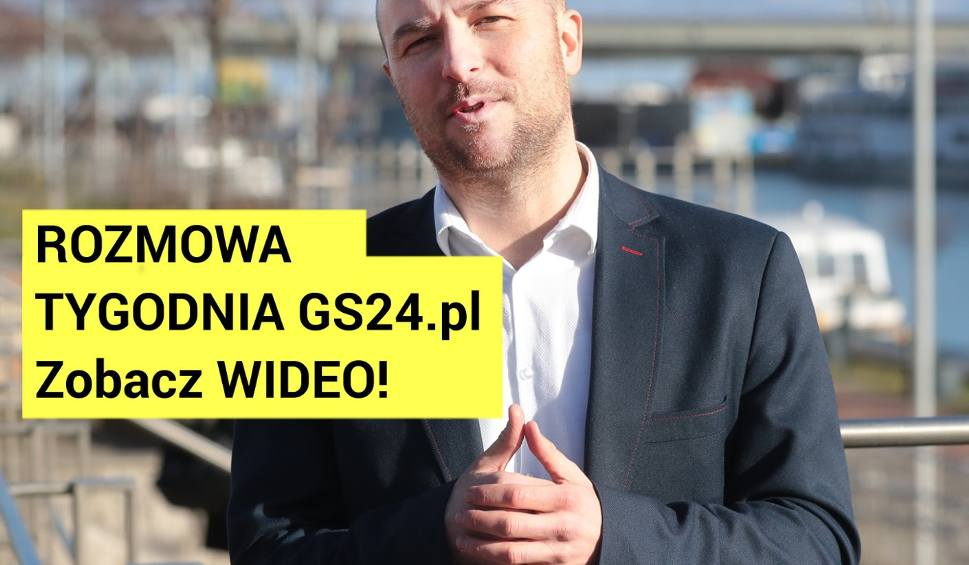 Film do artykułu: Piotr Czypicki: Prezydent nie traktuje komunikacji miejskiej w Szczecinie poważnie [Rozmowa tygodnia GS24.pl, WIDEO]