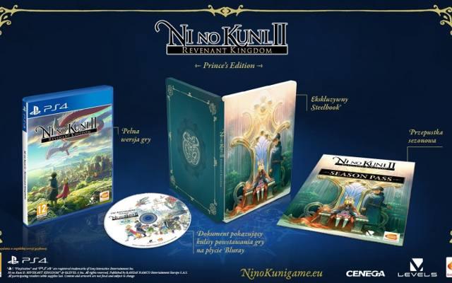 Ni no Kuni II: The Revenant Kingdom. Gra w trzech edycjach