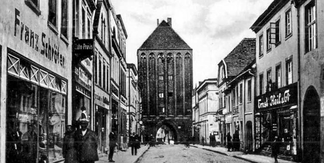 To jedna z najstarszych w Sławnie. Ulica Marii Skłodowskiej-Curie