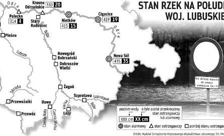 Dramat na południu kraju. Powódź zbiera śmiertelne żniwo. Warszawa czeka na wielką wodę. Odra przybiera.