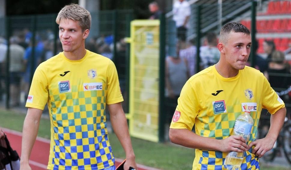 Film do artykułu: 3. liga piłkarska. Stal Brzeg - Ślęza Wrocław 1-1