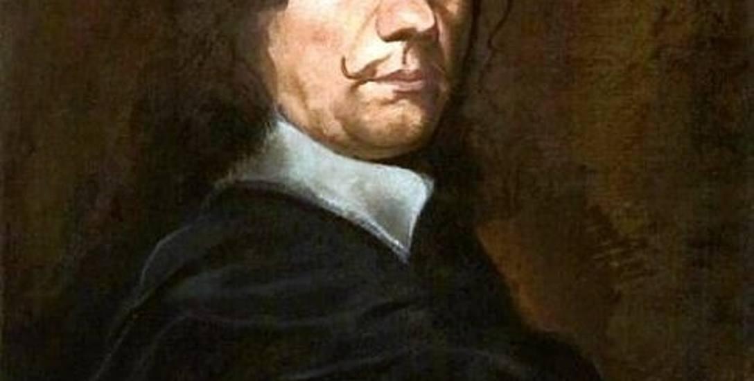 Autoportret artysty namalowany w 1682 roku