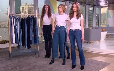 Alicja Napiórkowska wyjaśniła, jak dobrać jeansy do sylwetki